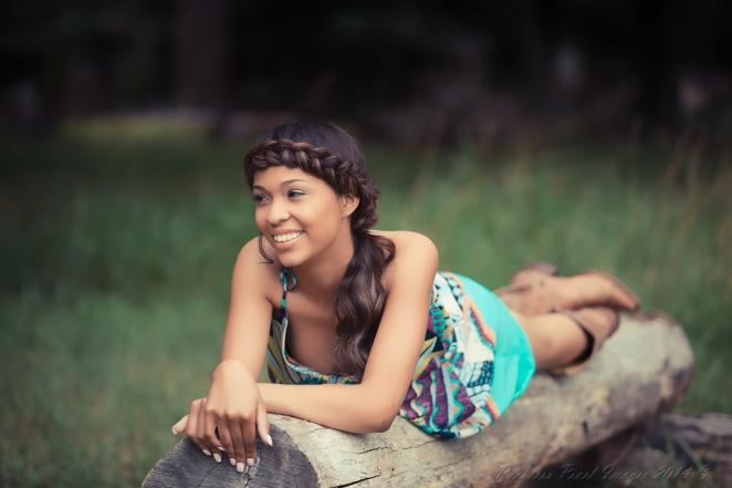 Cynthia Ann (Model)