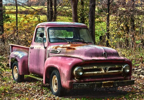 Old Ford HDR