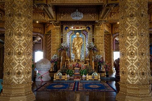 Wat Phra Mahathat Chedi Chaimongkol, Thailand
