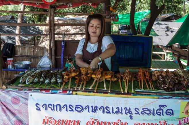 Roadside Food Vendor