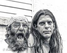 Wildman & Eric