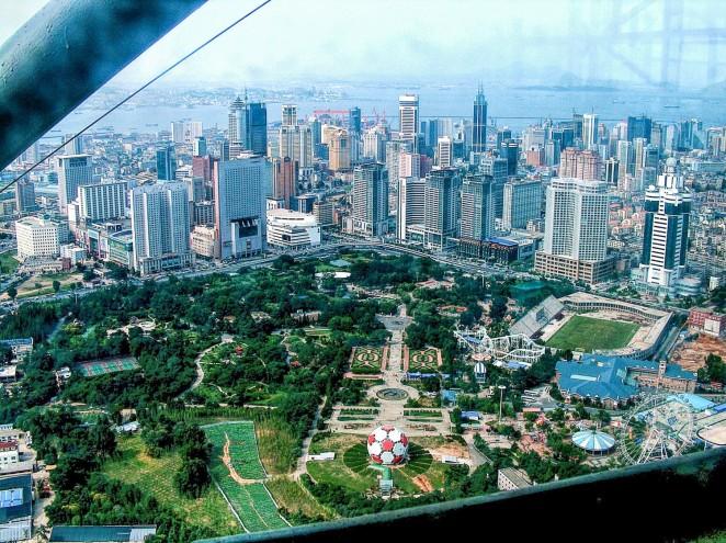 Dalian China 2003