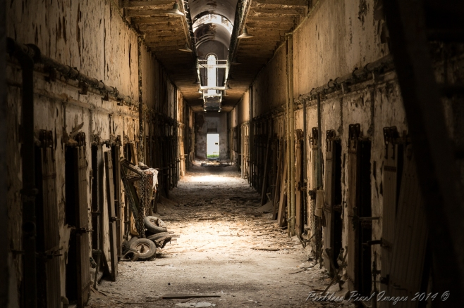 Eastern States Penitentiary