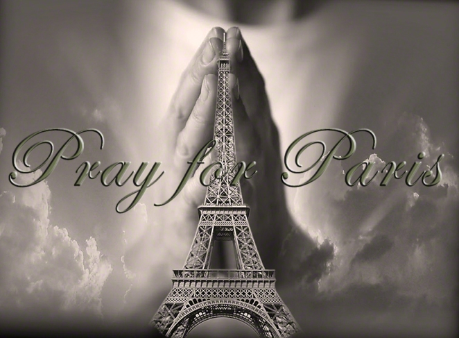 Please Pray for Paris