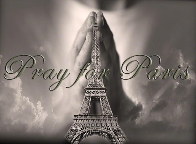 Please Pray for Paris