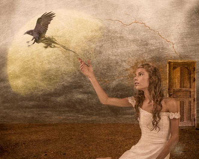 """""""Reaching"""" Model Kendall Strampel, hair & makeup Aryn Wilson"""