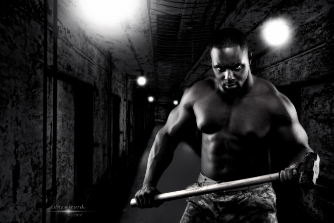 Nixlot Dameus Weightlifter/Bodybuilder
